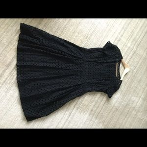 Black Eyelot Dress